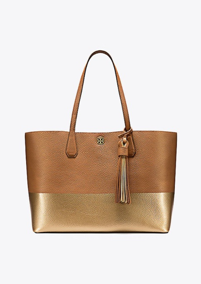 043bdc2e861 Tory Burch COLOR-BLOCK PERRY TOTE