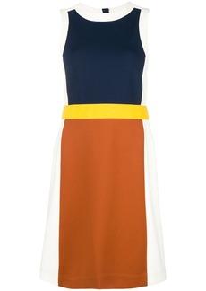 Tory Burch colourblock shift dress