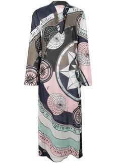 Tory Burch constellation print dress