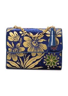 Tory Burch Cosmic Floral Shoulder Bag