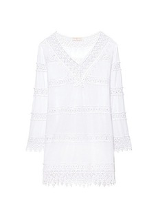 Tory Burch CROCHET LACE DRESS