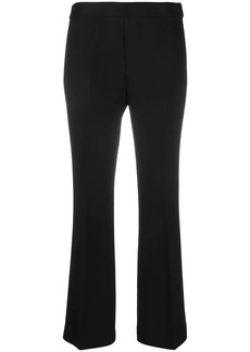 Tory Burch cropped wide-leg trousers