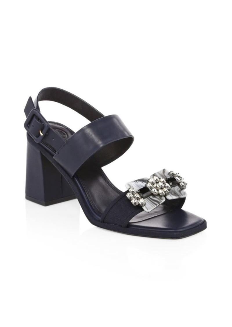 d96f7176869b Tory Burch Delaney Block Heel Sandals