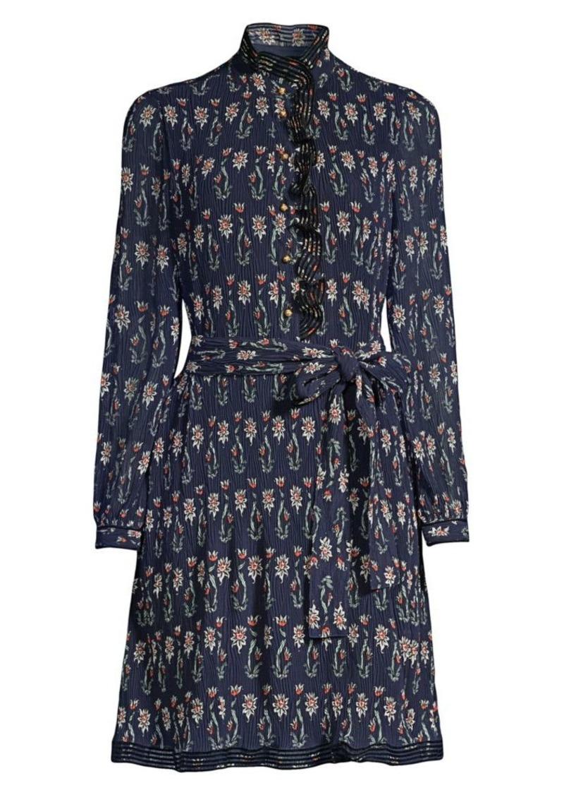 Tory Burch Deneuve Printed Dress