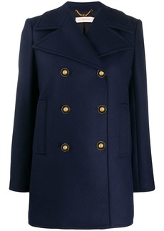 Tory Burch double-breasted peacoat