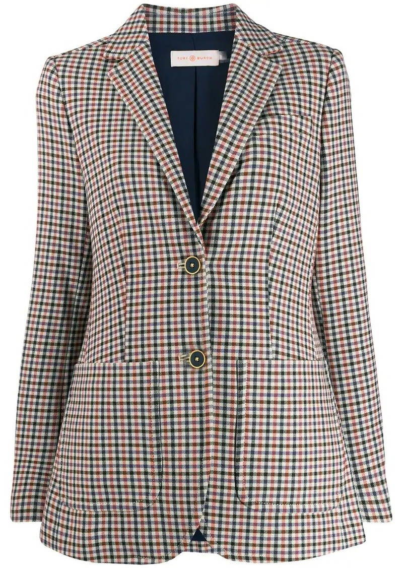 Tory Burch double-faced suit jacket