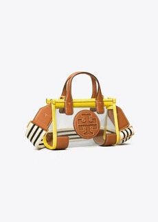Tory Burch Ella Clear Micro Tote Bag