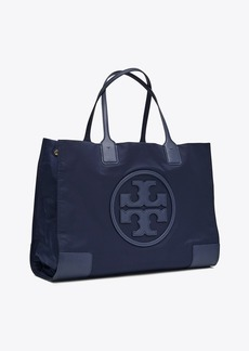 412c7ef9c6 On Sale today! Tory Burch EMBROIDERED-T CAMO LARGE TOTE