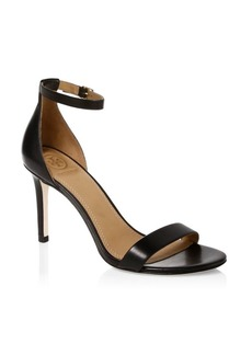 Tory Burch Ellie Leather Ankle-Strap Pumps