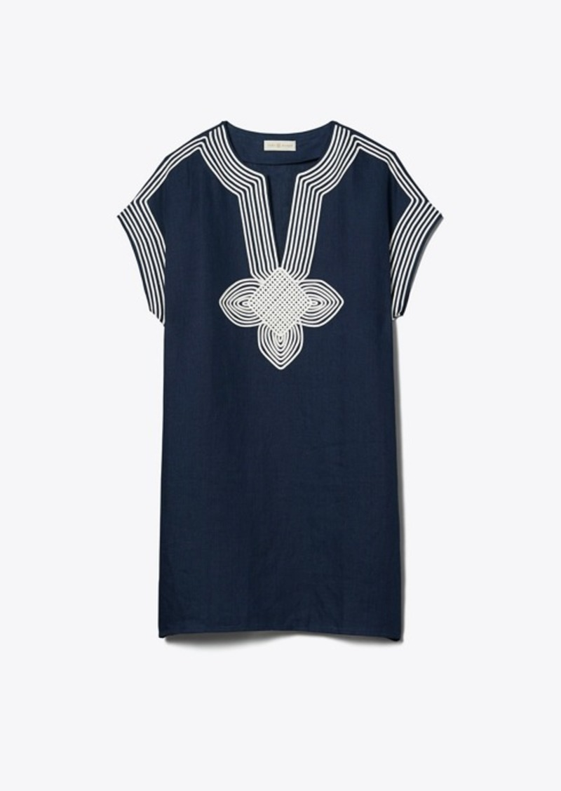 Tory Burch EMBROIDERED BEACH TUNIC
