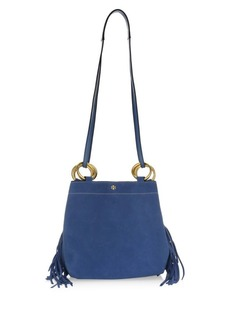 Tory Burch Farrah Fringe Mini Shoulder Bag