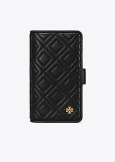 Tory Burch FLEMING FOLIO CASE FOR IPHONE 8