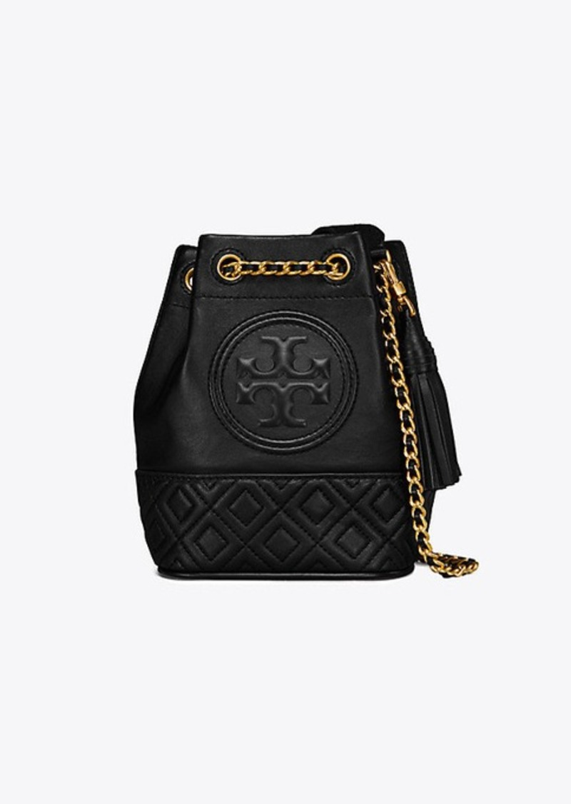 a3829a3c80 Tory Burch FLEMING MINI BUCKET BAG | Handbags