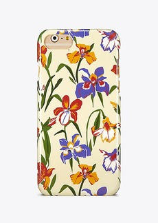 Tory Burch FLORAL HARDSHELL CASE FOR IPHONE 8