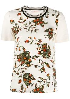 Tory Burch floral print T-shirt