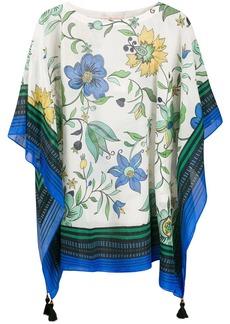 Tory Burch floral-print tunic