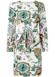 Tory Burch floral short dress