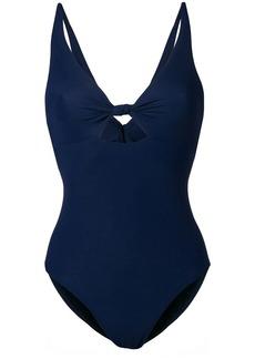 cba3aadd8c5 Tory Burch Prism-Printed Cutout One-Piece Swimsuit | Swimwear