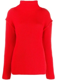 Tory Burch funnel neck sweater