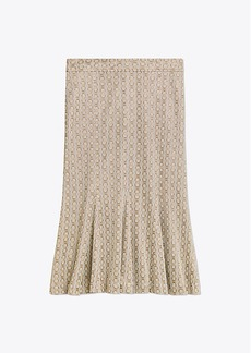Tory Burch Gemini Link Knit Skirt