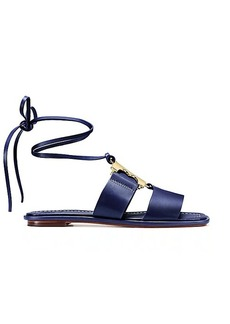 Tory Burch GEMINI LINK LACE-UP SANDAL