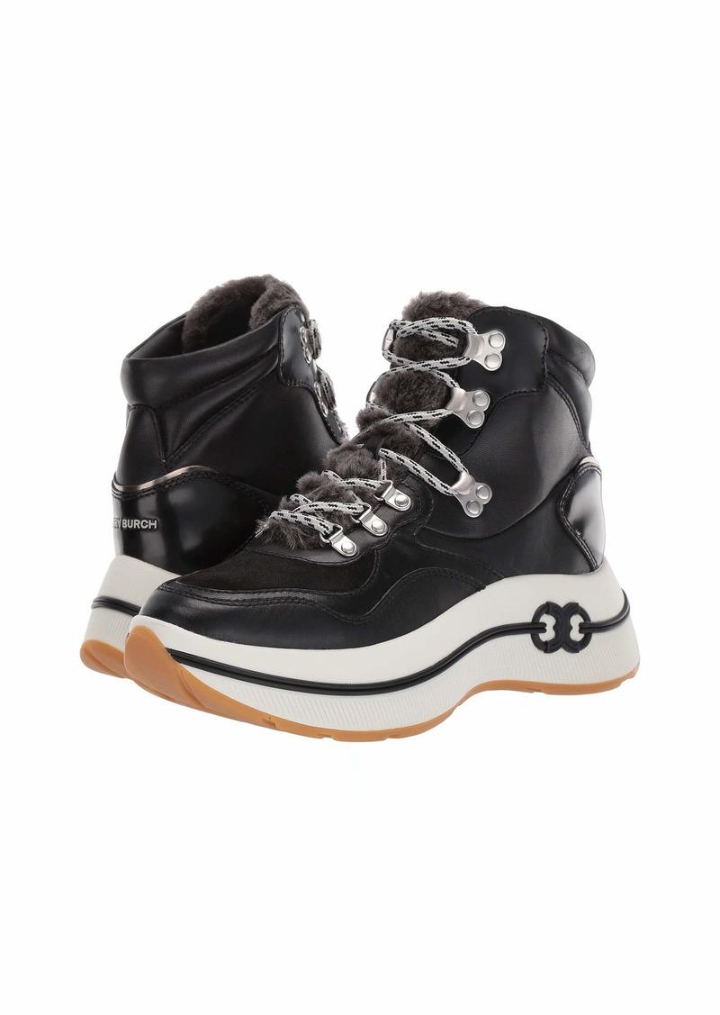 Tory Burch Gemini Link Platform Hiking Boot