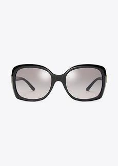 Gemini Link Rectangle Sunglasses