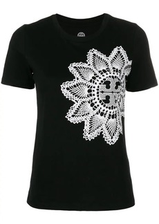 Tory Burch geometric print T-shirt