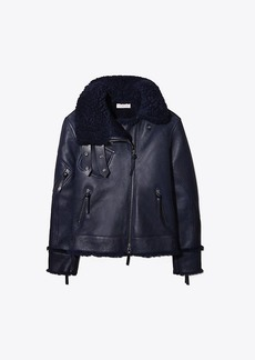 Graham Aviator Jacket