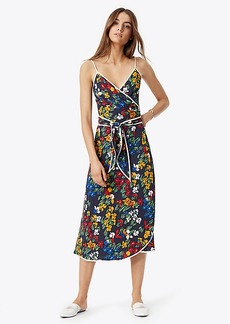Tory Burch GROTTO WRAP DRESS
