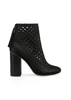 Tory Burch GROVE WOVEN BOOTIE