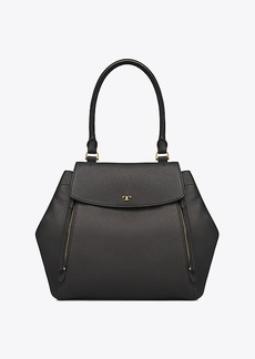 Tory Burch HALF-MOON TOTE