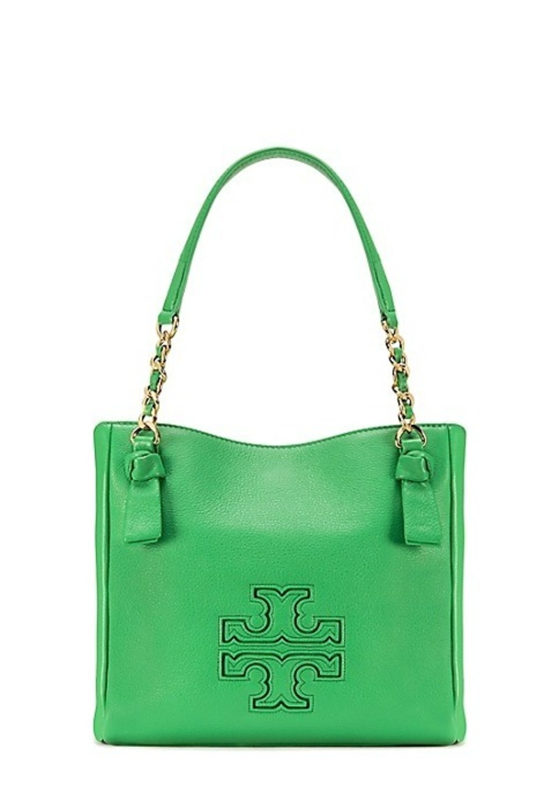3ccb9b96f74a5 Tory Burch HARPER SMALL SATCHEL Now  279.00