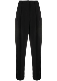 Tory Burch high-waisted tapered trousers