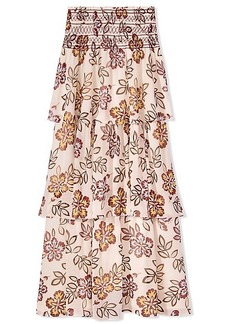 Tory Burch INDIE MAXI SKIRT