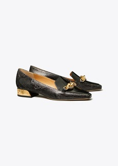 Tory Burch JESSA MIXED-MATERIAL LOAFER