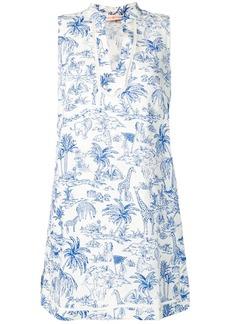 Tory Burch jungle print dress