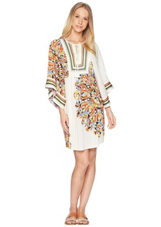 Tory Burch Kaleidoscope Beach Tunic Cover-Up