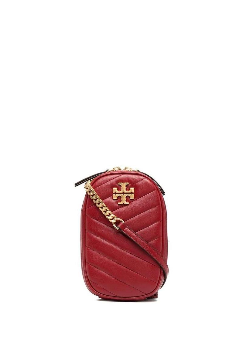 Tory Burch Kira chevron cross-body mini bag