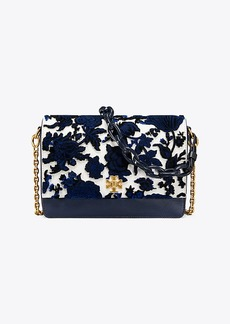 Tory Burch KIRA FIL COUPÉ DOUBLE-STRAP SHOULDER BAG