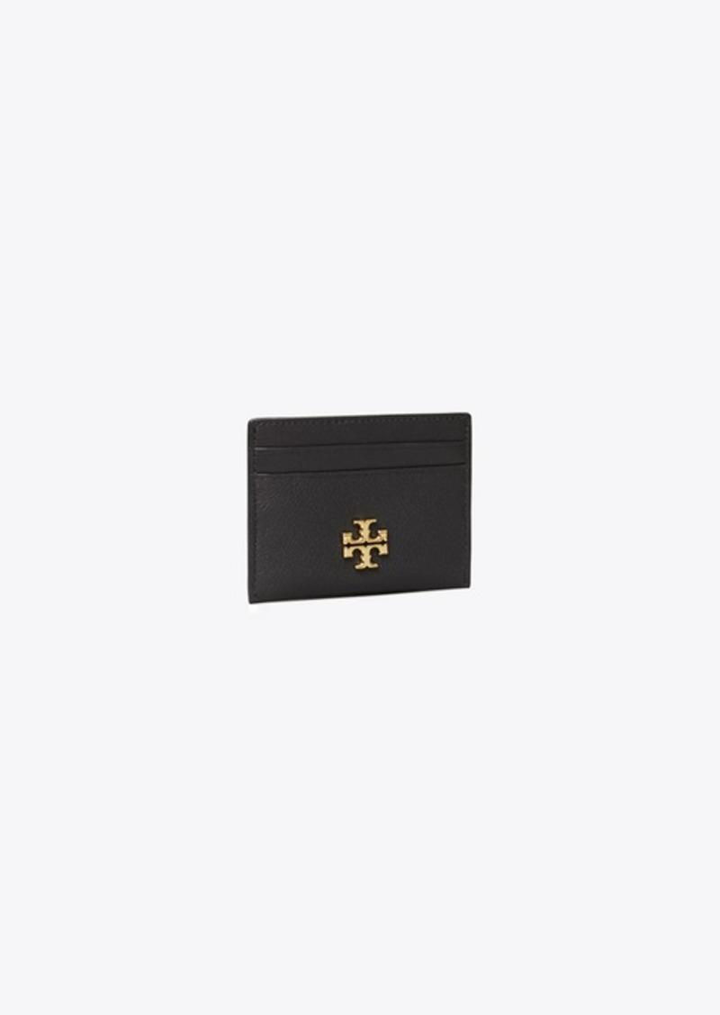 Tory Burch KIRA MIXED-MATERIALS CARD CASE