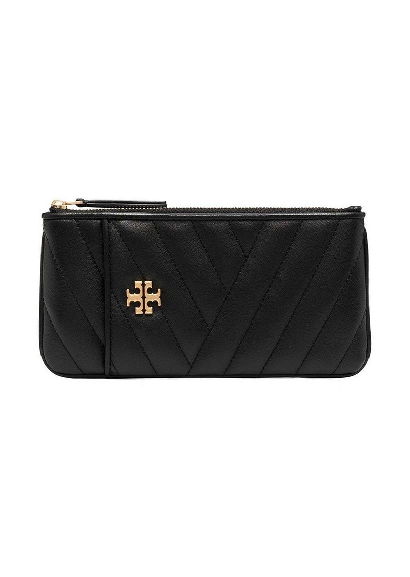 Tory Burch Kira quilted leather wallet