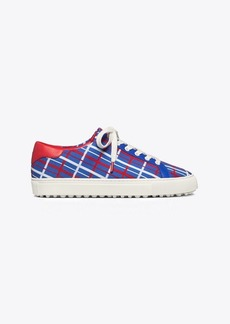 Tory Burch KNIT JACQUARD GOLF SNEAKERS