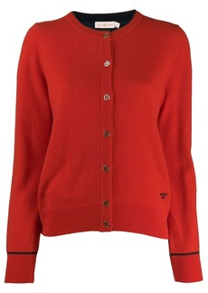 Tory Burch cashmere long-sleeve cardigan