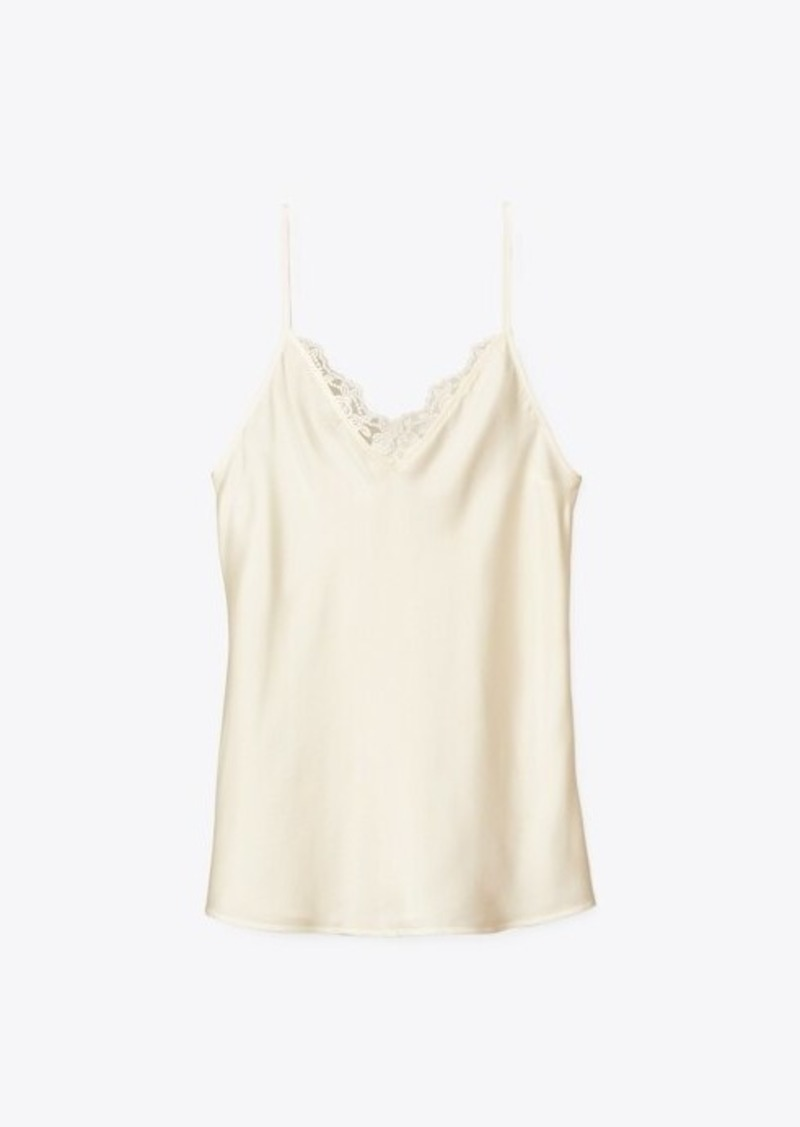 Tory Burch Lace Pieced Cami