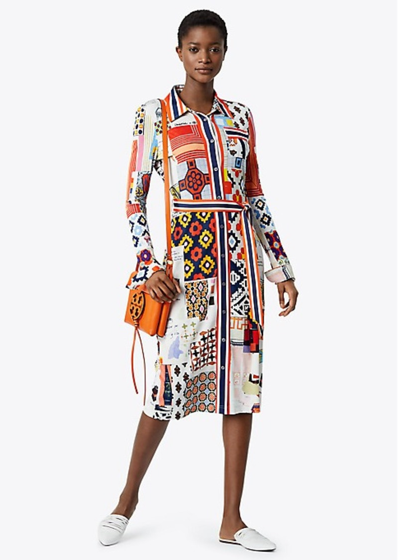 9ead249cacc Tory Burch LAURENCE SHIRTDRESS