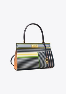 Tory Burch Lee Radziwill Stripe Small Bag