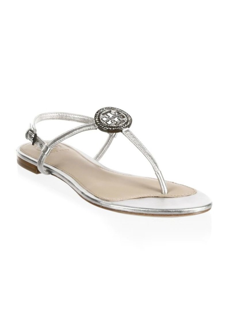 b2a2f4b2217 Tory Burch Liana Leather Sandals