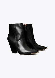 Tory Burch Lila Zip-Up Ankle Boot