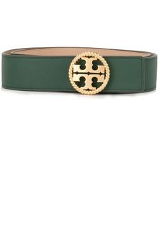 Tory Burch logo buckle belt